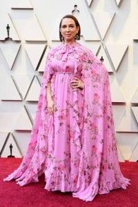 Kreacje na Oscarach 2019
