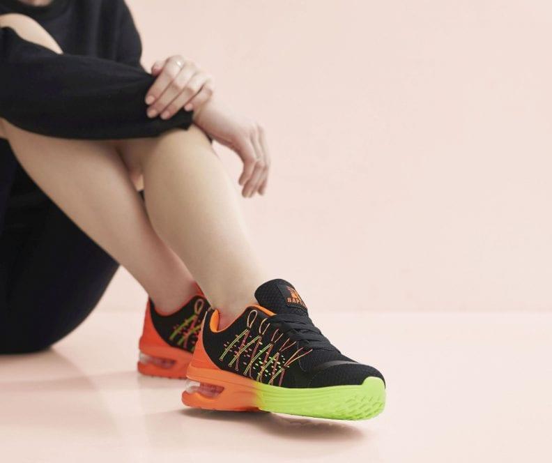 damskie buty sportowe stylizacje