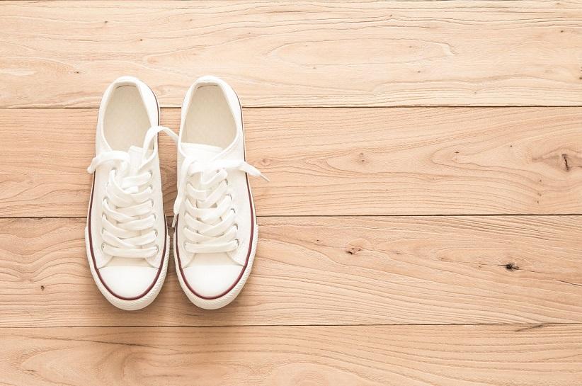 Akcja reaktywacja, czyli podpowiadamy, jak wybielić gumę w butach
