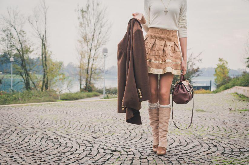 Jakie Buty Dobrac Do Spodnicy I Sukienki Przedstawiamy Najlepsze Zestawy Na Jesien Born2be