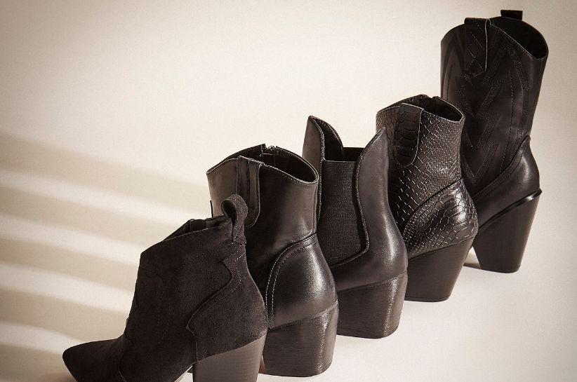 Jak nosić czarne botki? Sprawdzone pomysły na modne stylizacje