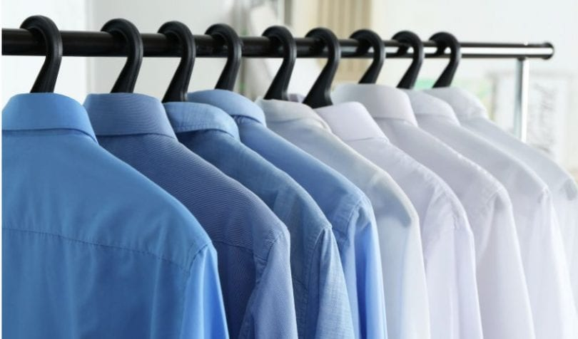Jak powinno się prasować koszule