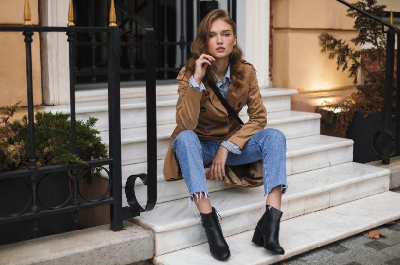 Jakie buty do płaszcza damskiego