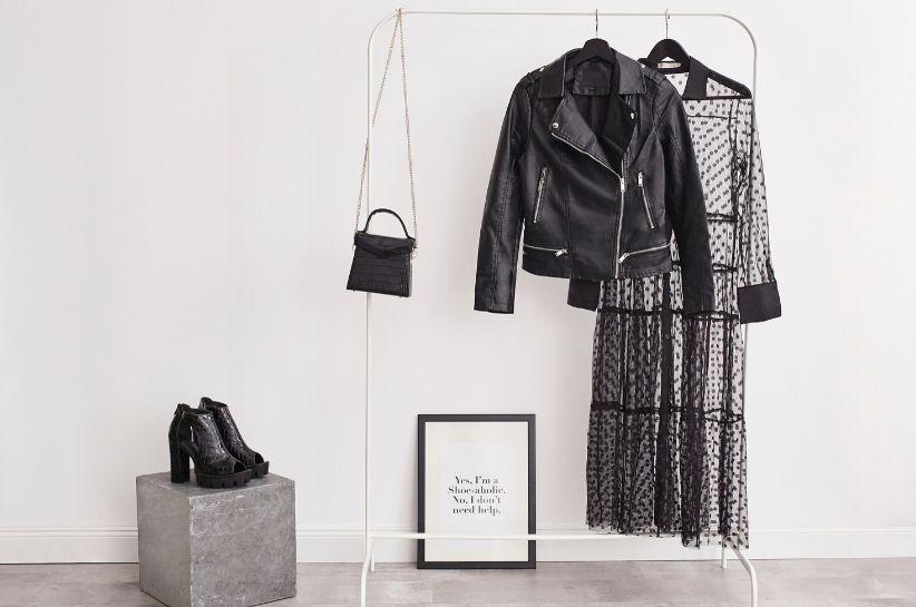Czarna ramoneska – odkryj najmodniejsze stylizacje prosto z Instagrama!