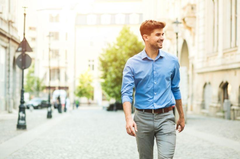 francuski styl ubierania mężczyzn