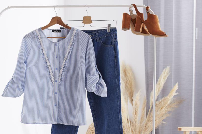 Jak przebrać swoją garderobę - poradnik
