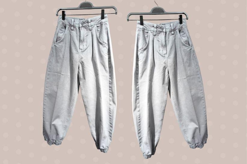 Wide trend: spodnie slouchy. Te stylizacje od razu wyróżnią Cię z tłumu